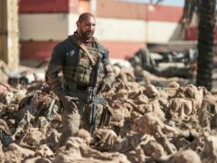 Army Of The Dead, which stars Dave Bautista, is on course to be watched by 72 million households in its first four weeks, Netflix said (Clay Enos/Netflix/PA)