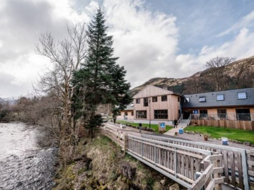 Glen Nevis hostel near the UK's highest mountain, Ben Nevis, is among those reopening (Hostelling Scotland/PA)
