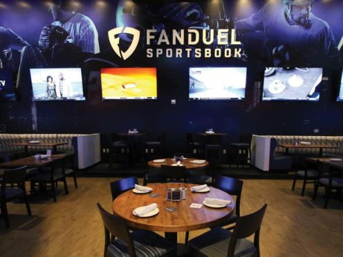 Flutter has said the exit of FanDuel chief Matt King could affect plans to float a stake in the US business (FanDuel/PA)