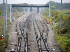 A number of high-speed trains are undergoing precautionary checks (Ben Birchall/PA)