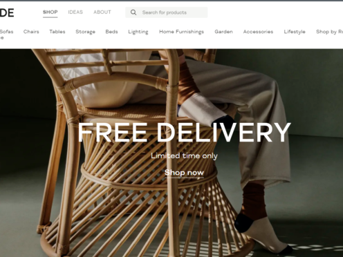 Online furniture seller Made.com has unveiled plans to float on London's stock market in a move set to value the group at a reported £1 billion.