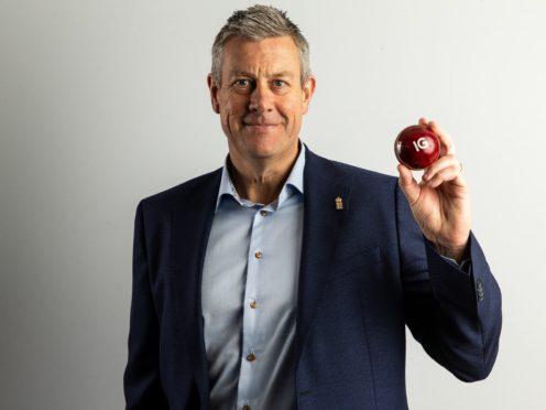 Ashley Giles, director of men's cricket at the ECB (IG/Handout)