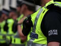More than a third of police have reported for duty while 'mentally unwell', a survey has found (Andrew Milligan/PA)