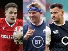 Kieran Hardy, Chris Harris and Danny Care are hopeful of Lions spots