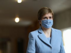 Nicola Sturgeon said there was a 'case' for reforming the role of Scotland's Lord Advocate (Russell Cheyne/PA)