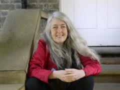 Professor Mary Beard will pay the living costs of two undergraduates from minority ethnic groups and low-income homes (University of Cambridge/PA)