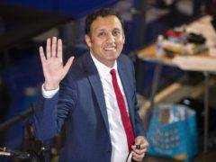 Scottish Labour leader Anas Sarwar (Jane Barlow/PA)