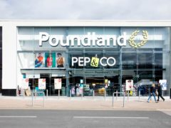Poundland owner Pepco has announced stock market float plans (Pepco/PA)