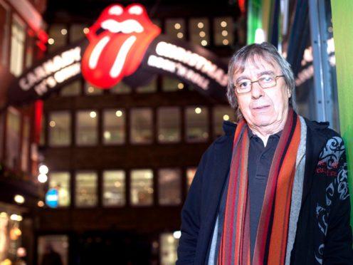 Former Rolling Stones bassist Bill Wyman (David Parry/PA)