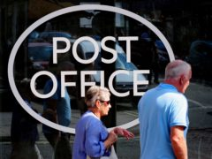 A campaign to stop cash disappearing from high streets and communities across the UK has been launched by the Post Office (Rui Vieira/PA)