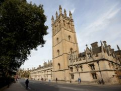 Magdalen College, Oxford (Andrew Matthews/PA)
