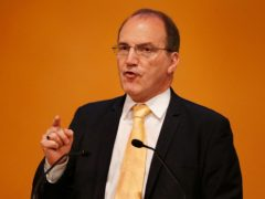 Sir Simon Hughes accepted 'substantial' damages at a brief court hearing on Thursday (Danny Lawson/PA)