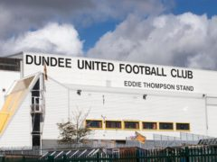 Dundee United have made a controversial appointment (Jeff Holmes/PA)