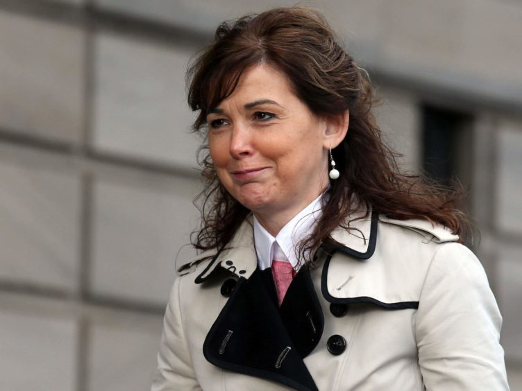Dorothy Bain QC is set to become Scotland's new Lord Advocate (Andrew Milligan/PA)