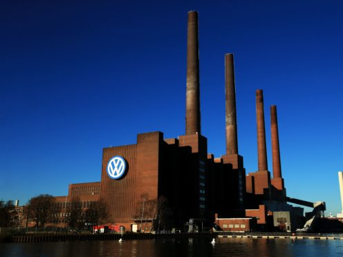 A general view of the Volkswagen Factory, Wolfsburg (Mike Egerton/AP)