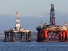 MSPs debated the future of the North Sea industry (Andrew Milligan/PA)