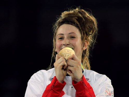 Double Olympic champion Jade Jones is heading to a very different Tokyo Games (Owen Humphreys/PA)