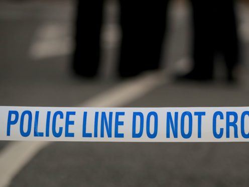 The teenager died in hospital after being found with stab wounds (Peter Byrne/PA)