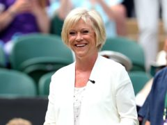 Sue Barker recently ended her long-standing role as the presenter of the BBC's A Question of Sport after 24 years at the helm (John Walton/PA)