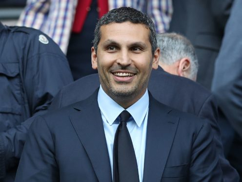 Manchester City chairman Khaldoon Al Mubarak apologised to fans. (Martin Rickett/PA)