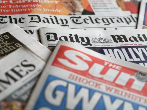 What the papers say – June 18 (PA)