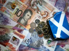 Tom Arthur updated MSPs on the Scottish budget (Jane Barlow/PA)