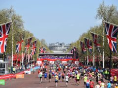 Running a distance from a 5km to a marathon is the top choice for a future challenge, according to a survey for Macmillan Cancer Support (Kirsty O'Connor/PA)