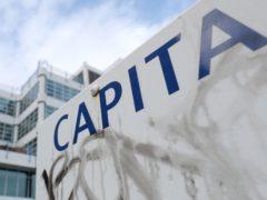 Capita has not grown its revenue in six years (Andrew Matthews/PA)