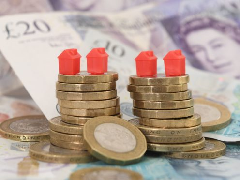 Competition to offer sub-1% mortgage rates has intensified, with HSBC UK and Nationwide Building Society shaking up their ranges (Joe Giddens/PA)