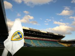 Leeds have revised plans to further increase the capacity at Elland Road (Nigel French/PA)