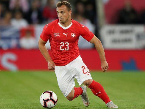 Liverpool's Xherdan Shaqiri will be a key player for Switzerland at Euro 2020 (Nick Potts/PA)