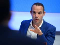 Money Saving Expert's Martin Lewis is guest presenting ITV's Good Morning Britain for three days (Kirsty O'Connor/PA)