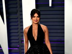 Hollywood actress Priyanka Chopra has joined Victoria's Secret for a 'dramatic' rebrand of the embattled lingerie giant (Ian West/PA)