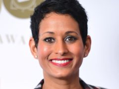 Naga Munchetty described her experience of getting an IUD fitted (PA)