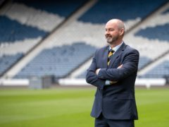 Scotland boss Steve Clarke is ready to lead his side out at Hampden next week (Jane Barlow/PA)