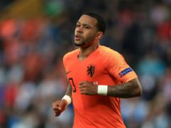 Memphis Depay will link up again with former Holland boss Ronald Koeman at the Nou Camp (Mike Egerton/PA)