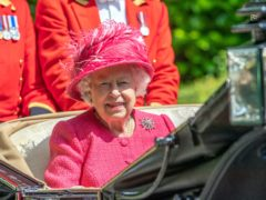 The Queen (Steve Parsons/PA)