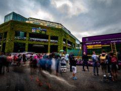 Wimbledon will announce spectator capacity on Wednesday (Steven Paston/PA)