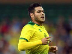 Emiliano Buendia is set to join Aston Villa from Norwich (Joe Giddens/PA)