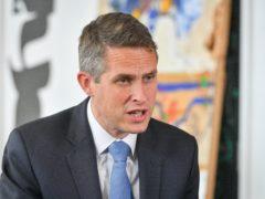 Education Secretary Gavin Williamson (Ben Birchall/PA)