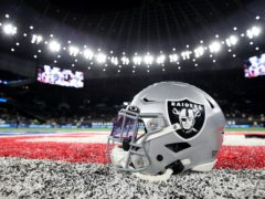 Defensive lineman Carl Nassib of the Las Vegas Raiders has become the first active NFL player to publicly come out as gay (Steven Paston/PA)