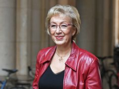 Andrea Leadsom is being made a dame (Stefan Rousseau/PA)