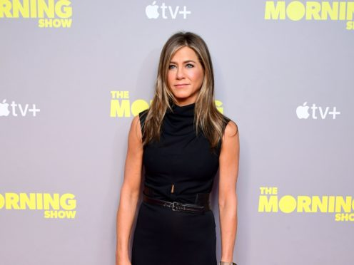 Jennifer Aniston said she is still 'basking in all the love' from the Friends reunion (Ian West/PA)