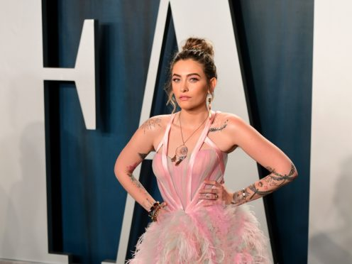 Paris Jackson has had relationships with men and women (Ian West/PA)