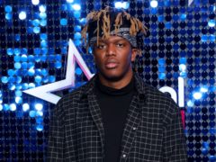 KSI is currently just off top spot in the singles chart (Lia Toby/PA)