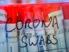 Coronavirus swabs (PA)