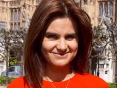 Jo Cox, who was murdered by a far Right supporter in her constituency in June 2016.