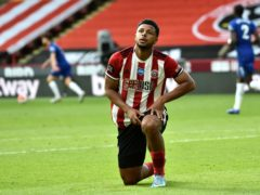Sheffield United's Lys Mousset has been fined £5,000 and disqualified from driving for six months (Rui Vieira/NMC Pool/PA)