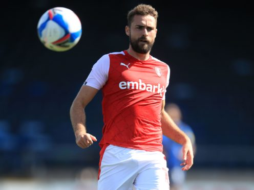 Clark Robertson is out of contract at Rotherham this summer (Adam Davy/PA)