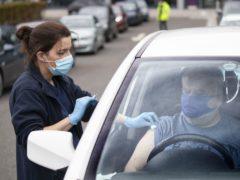 Matt Hancock has said the NHS will have a significant flu jab drive this winter (Jane Barlow/PA)
